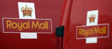 Royal Mail Sorting Office Reaches Peak Christmas Activity This Week