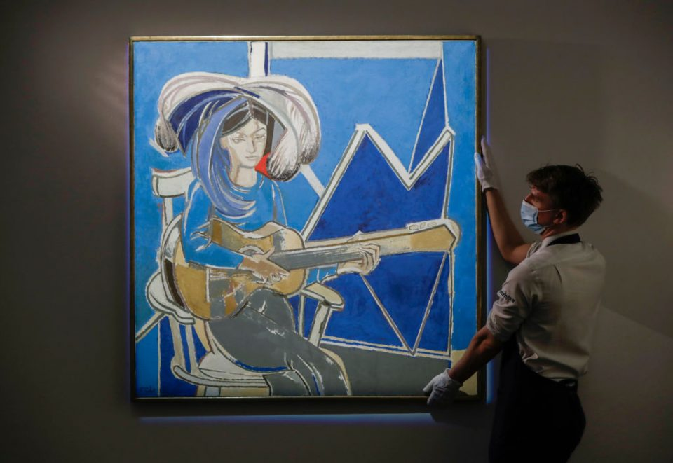 Sotheby's (Women) Artists Sale Preview