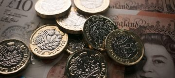 Sterling tops $1.41 for first time in more than two months
