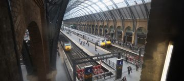 The Opening Of Kings Cross Square Completes The Regeneration Of The Station