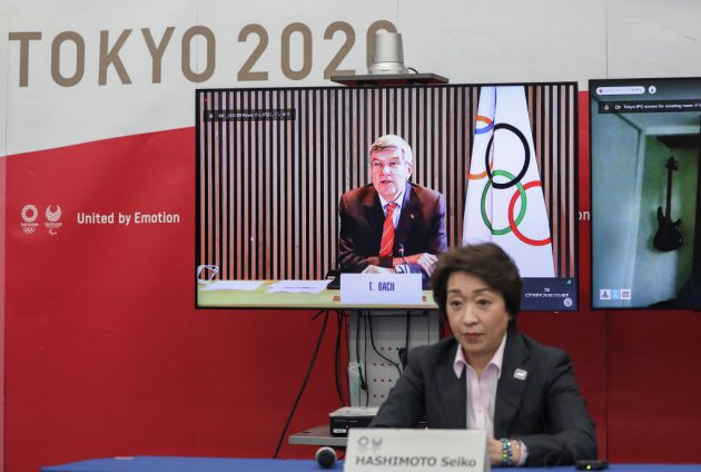 IOC president Thomas Bach attempted to calm growing anxiety in Japan by insisting Tokyo 2020 would be safe