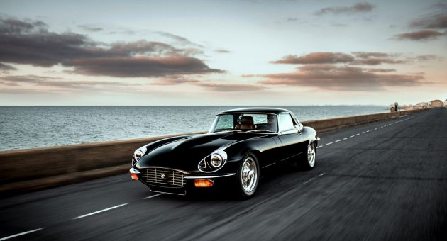 Jaguar E-Type Unleashed review: a big cat with claws
