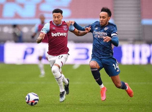 Jesse Lingard has played himself into Euro 2020 contention by being the most in-form English player in the Premeir League