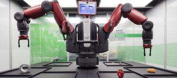 Cobots are coming to a workplace near you