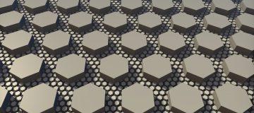 blockchain hex grid