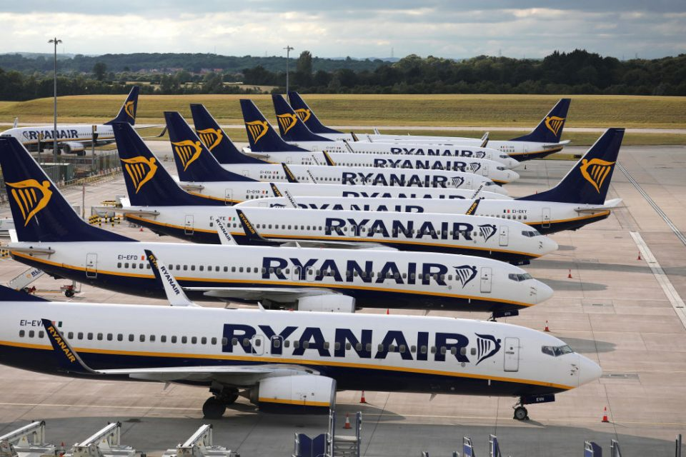 Covid-19 passenger restrictions continued to squeeze airlines' passenger numbers in April, a year on from the start of the pandemic, although there were some chinks of light for the sector.
