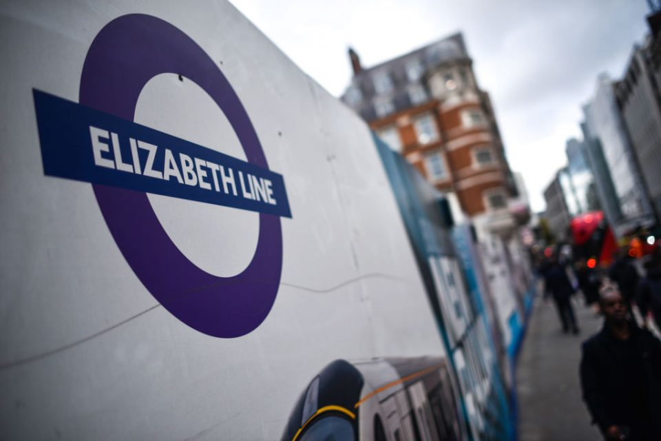 Initial testing on Crossrail's Elizabeth Line has now kicked off, with four trains an hour now running on the line.