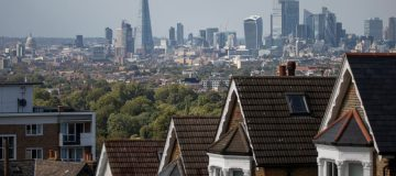 UK Housing Prices Rise After Months Of Pandemic-Related Decline