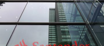 Santander UK customers hit by technical problems