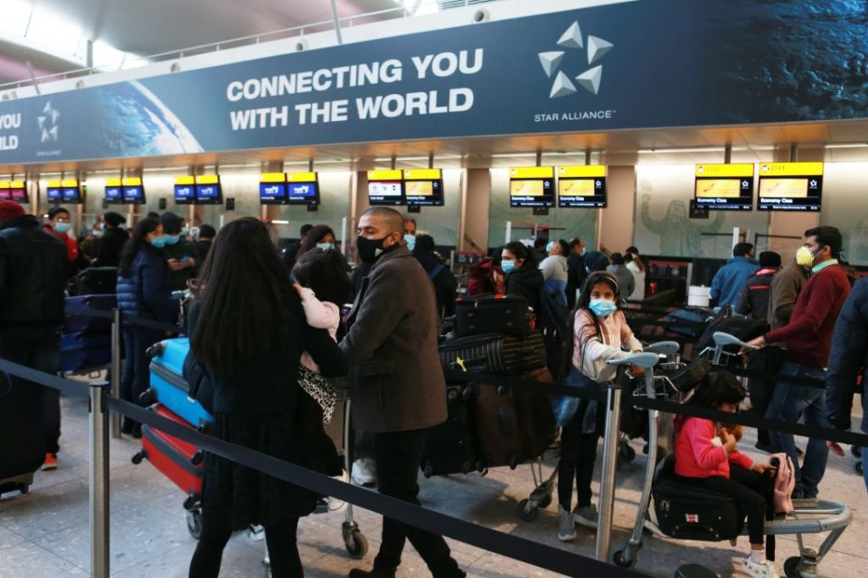 The bosses of the UK's airports have today written to Boris Johnson to urge him to speed up the reopening of international travel.