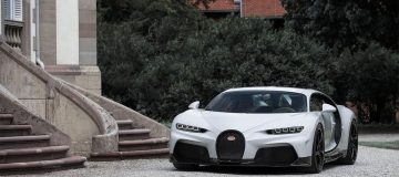 Bugatti Chiron Super Sport