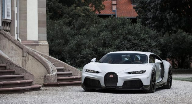 Lighter, faster Bugatti Chiron Super Sport hits 273mph