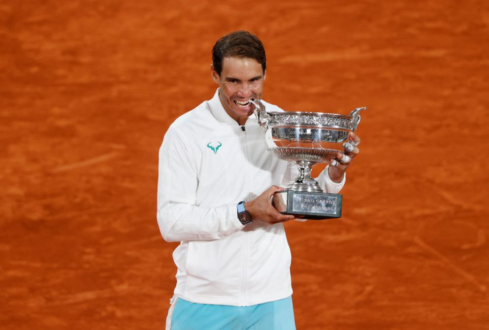 French Open prize money has fallen most for the winners, with payouts to first-round losers frozen