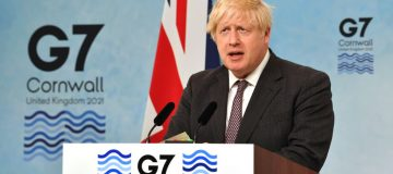 2021 G7 Summit - Day Three