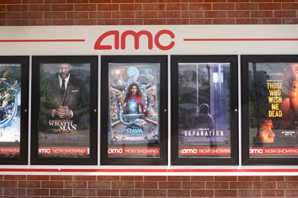 AMC Sells 8.5 Million Shares To Investment Group, As Meme Traders Continue Effort To Rally Stock
