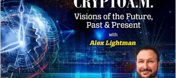 Alex Lightman Visions of the future, past and present