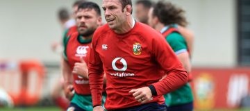 Lions captain Alun Wyn Jones needs to show his leadership skills against Japan this weekend