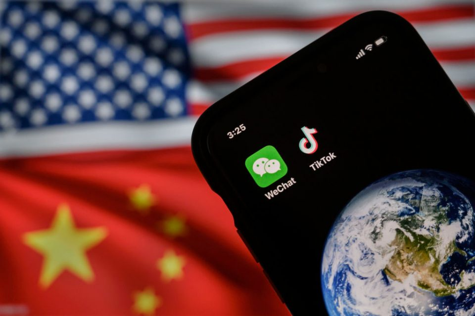 China's WeChat And TikTok Face Trump Bans In The U.S