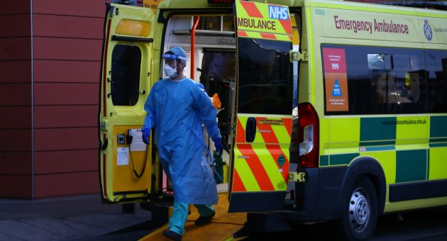 Covid Related Deaths at Highest Level Since April