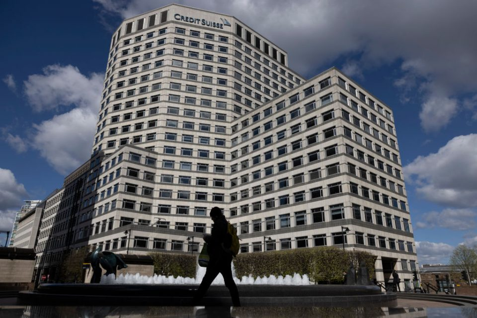 Credit Suisse Cuts Executives And Bonuses After Archegos Collapse