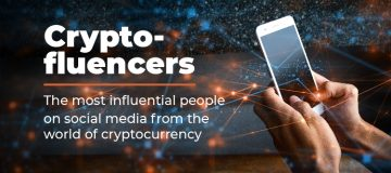 World's leading influencers in cryptocurrency