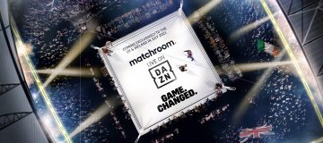 DAZN already had the exclusive rights to show Matchroom fights in the rest of the world