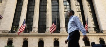 Dow Jones Industrial Average Closes In On 22,000 Mark