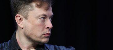 Elon Musk Speaks At Satellite Conference In Washington, DC
