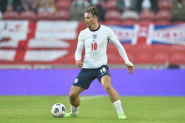 Jack Grealish has a skill-set unique among England players at Euro 2020