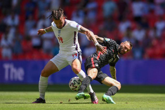 Midfielder Kalvin Phillips impressed for England against Croatia in their Euro 2020 opener on Sunday