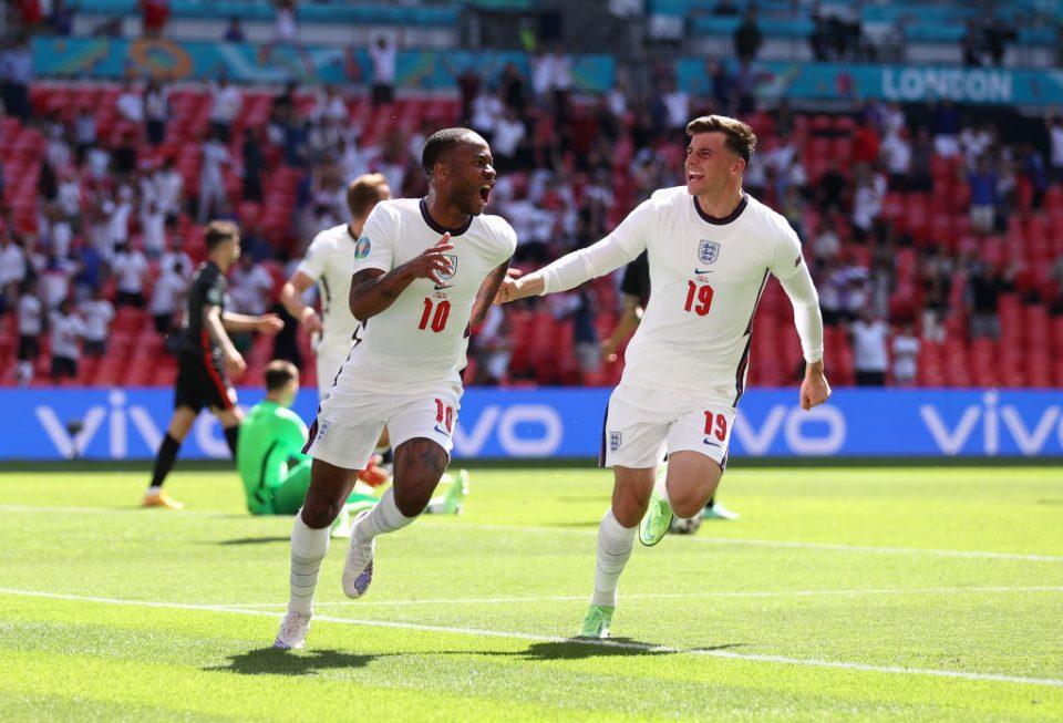 Raheem Sterling's second-half goal gave England victory over Croatia in their Euro 2020 opener