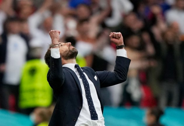 Victory over Germany exorcised demons and answered critics for England manager Southgate
