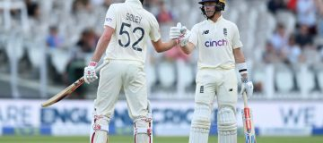 England settled for a draw in the first Test with New Zealand when there was a chance of victory