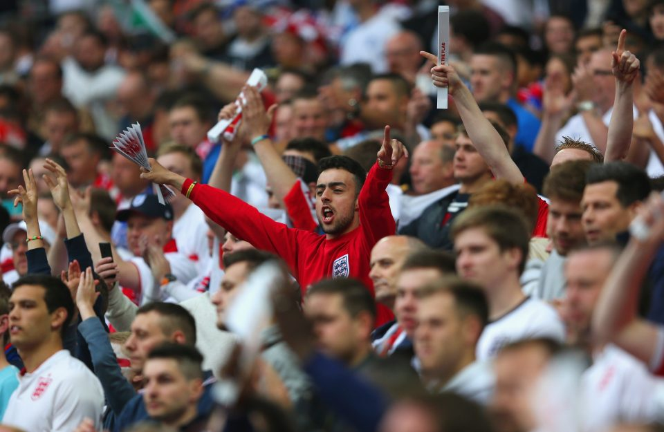 England supporters will have to present a so-called vaccine passport or proof of a negative Covid-19 test to gain entry to Euro 2020 games at Wembley