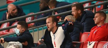 Kane failed to register a shot on target in either of England's Euro 2020 matches so far