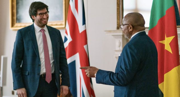 Minister: UK imperial and Commonwealth ties to India will help secure trade deal
