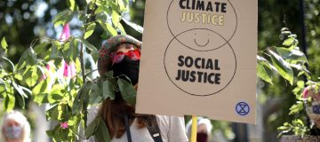 Extinction Rebellion Hold Climate Change Protests