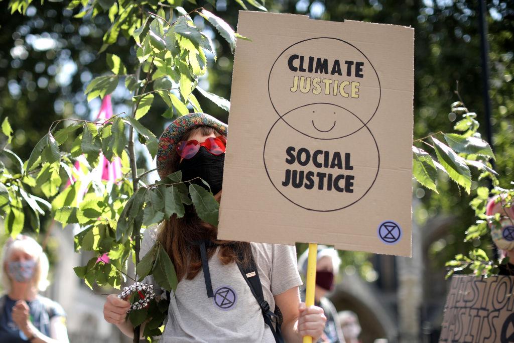 Konsumen Inggris lebih khawatir tentang perubahan iklim daripada Covid, karena COP26 semakin dekat