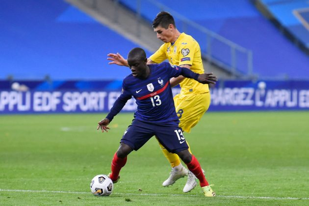 One-man defensive screen N'Golo Kante is another reason why France are the team to beat at Euro 2020