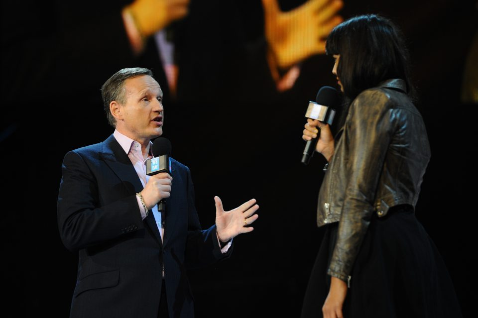 Free The Children Hosts Debut UK Global Youth Empowerment Event, We Day At Wembley Arena