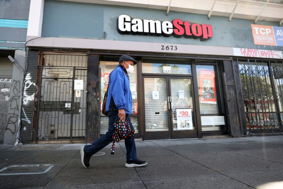 Gamestop Stock Trading Halted During Day Due To Volatility