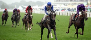 Grand finish to a gruelling Queen Alexandra