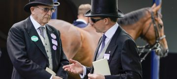 Sir Lamorak to arise to the occasion in King George