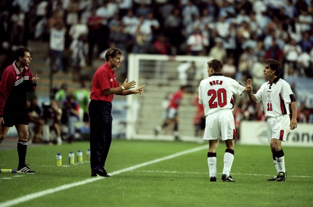 Hoddle enjoyed one promising tournament as England manager at the 1998 World Cup but his tenure ended abruptly just months later