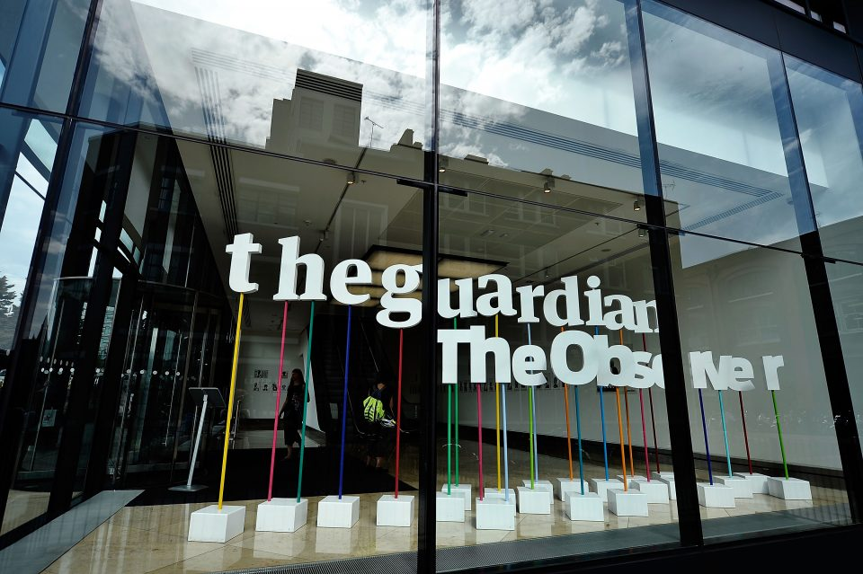 Guardian Newspaper Told To Destroy NSA Files For National Security