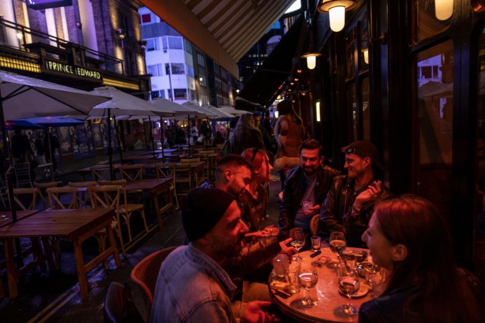Hugs And Pubs Back On Menu After Latest Lockdown Easing