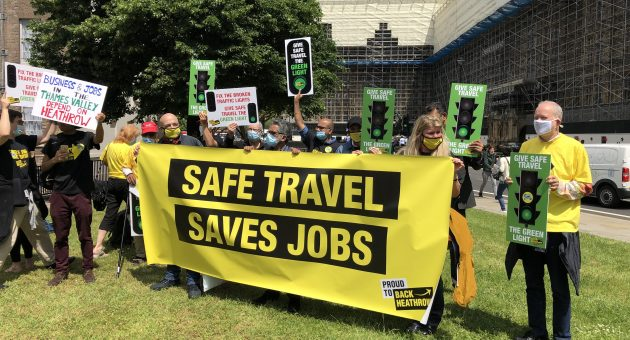 Travel industry unites in last-gasp SOS as second 'lost summer' looms