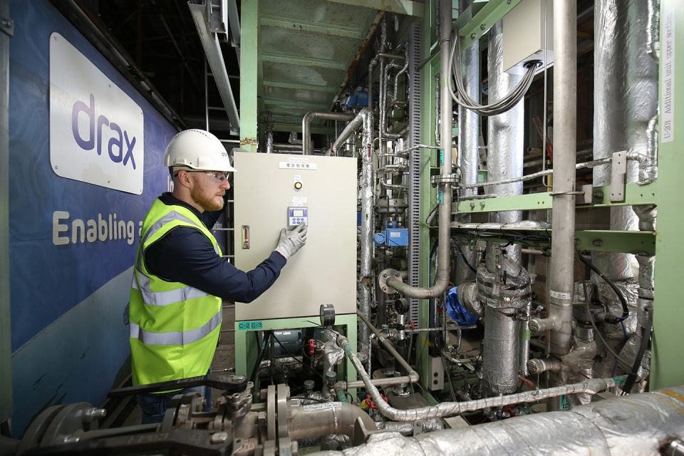 Drax Group has today announced a long-term deal to use Mitsubishi Heavy Industries's (MHI) carbon capture technology as it seeks to make its UK plant emissions negative by 2030.
