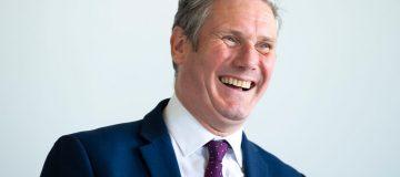 Keir Starmer Joins The Mayor Of Bristol On Jobs Visit