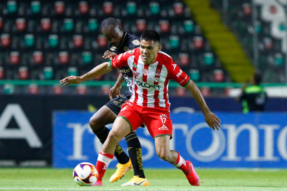 Club Necaxa planned to sell a stake via an NFT auction with a starting bid set at $1.3m